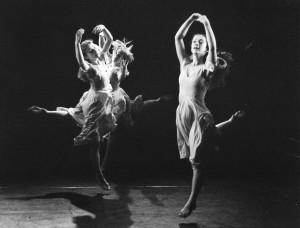 Small Dances:Brigit Jackson. Michelle Lamb, Jayne Lee